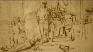 Rembrandt, O Julgamento