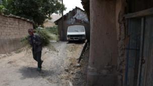 дома в Таджикистане