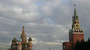 Quảng trường Đỏ, Moscow (ảnh 2005)