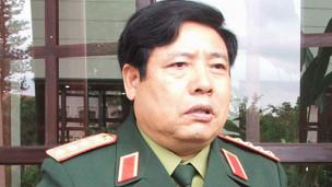 Bộ trưởng Quốc phòng Phùng Quang Thanh