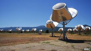 Conjunto de Telescopios Allen, California, EE.UU.