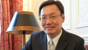 前陆委会主委、国安会秘书长的苏起