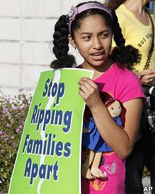 Protestas contra las deportaciones