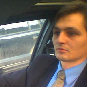Vladimir Prestes, em foto de 2011 (Arquivo pessoal)