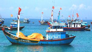 Tàu cá Quảng Bình (ảnh minh họa)