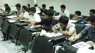 Suasana kelas