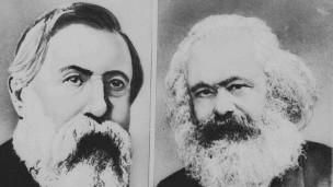 مارکس و انگلس