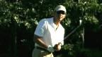 Barack Obama jugó al golf con Tiger Woods