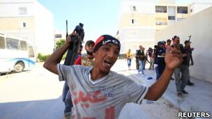 利比亚反叛武装