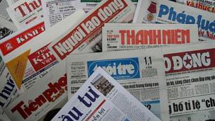 Các tờ báo chủ yếu của Việt Nam