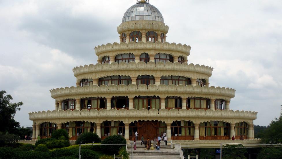 Kuil Sri Sri Ravi Shankar