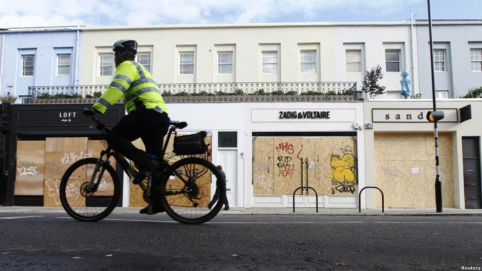 Полиция на велосипеде