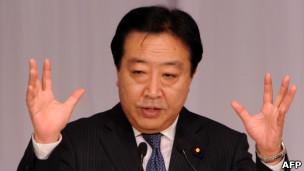 野田佳彦(29/08/2011)