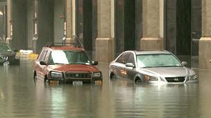 Bão Irene làm ngập nước nhiều nơi như New York