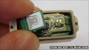 Chip para monitorear tumores