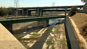 Río Los Ángeles