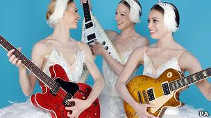 guitarras para subasta en Concierto por Diana de Gales