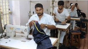 Além da padaria, presídio tem outras sete fábricas que empregam os internos