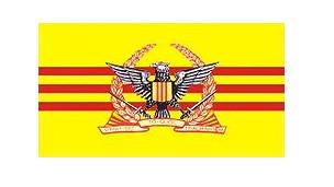 Cờ dự kiến của Chính phủ Việt Nam Tự do