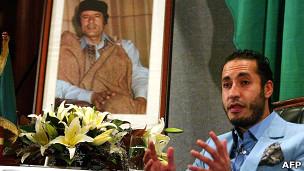 卡扎菲三儿子萨阿迪