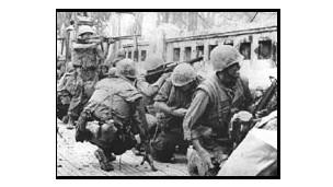 Binh lính Mỹ ở Sài Gòn hồi Tết 1968