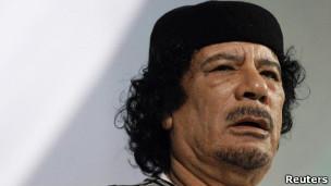 Đại tá Muammar Gaddafi