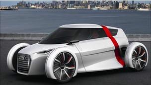 Auto de Audi