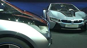 BMW i3, i8