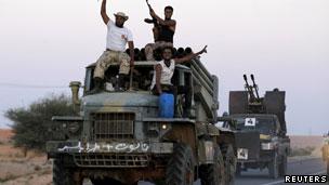 利比亚反对派武装(12/09/2011)