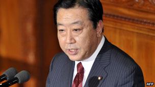 日本首相野田佳彦(13/09/2011)