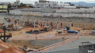 construcción del templo de Salomón