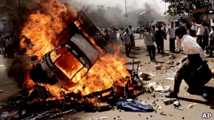 गुजरात के दंगे (फ़ाइल फ़ोटो)