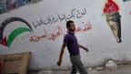 Palestinos na Cisjordânia Foto: AP