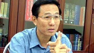 Thứ trưởng Cao Minh Quang