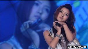 Chương trình truyền hình Super Girl tại Trung Quốc