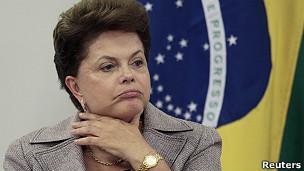 Dilma (arquivo/Reuters)