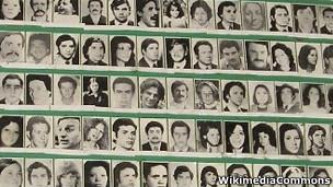 Desaparecidos argentinos. WikimediaCommons