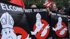 Unjuk rasa di Berlin menentang kunjungan Paus ke Jerman