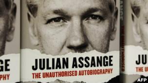 Biografía no autorizada de Assange