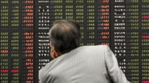 Thị trường chứng khoán châu Á