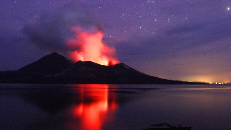 Vulcão Rabaul, Papua Nova Guiné/©Steve and Donna O'Meara/ VolcanoHeaven.tumblr.com