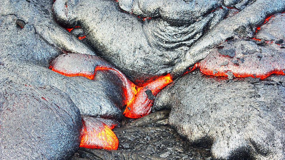 Lava del Kilauea. © Steve y Donna O'Meara / VolcanoHeaven.tumblr.com