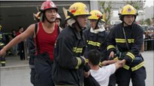 Tai nạn ở Thượng Hải