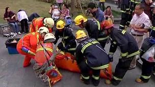 上海地铁事故