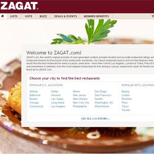 Zagat (Foto Repropdução)