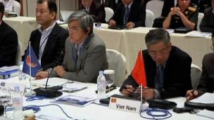 Tướng Nguyễn Chí Vịnh tại cuộc đối thoại giữa Asean với Nhật Bản