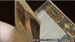 اللوحة كما وردت في الكتاب الأصلي