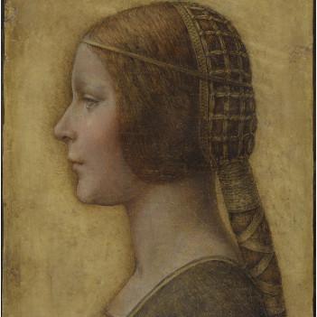"""لوحة """"لا بيللا برنسيسا"""" (الأميرة الجميلة)"""