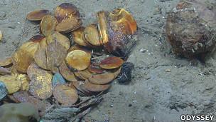 monedas del Odyssey