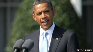 美国总统奥巴马(30/09/2011)